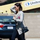 Jenna Dewan – Leaves the gym in Los Angeles