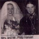 Stephanie Opal Weinstein and Phil Anselmo - 454 x 498