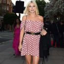Ashley James – Seen At Connor Brothers Call Me Anything But Ordinary Private View In London - 454 x 723