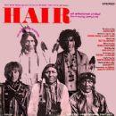 Musicals -- HAIR Original 1967 London Cast RCA Victor - 350 x 349