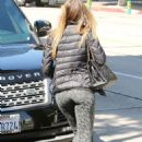 Sofia Vergara Shopping In West Hollywood