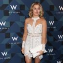 Caggie Dunlop – W Las Vegas Hosts Grand Opening Celebration in Las Vegas - 454 x 735
