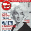 Marilyn Monroe - Film TV Magazine Cover [Italy] (11 July 2011)