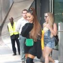 Ariana Grande – Leaving her apartment in New York City