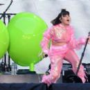 Charli XCX – Performs at Taylor Swift's 'Reputation' Tour in London - 454 x 303