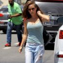 Kendra Wilkinson at Cosmetic Rejuvenation Medical Center in LA - 454 x 729