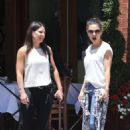 Mila Kunis at La Scala in Beverly Hills - 454 x 681