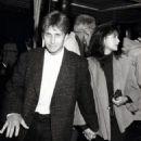 Demi Moore and Emilio Estevez