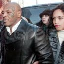 Luz Whitney & Mike Tyson