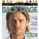 "Brad Pitt Feels ""Privileged"" To Be a Storyteller"