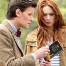 Doctor Who - Series 7 - The Angels Take Manhattan (2012)