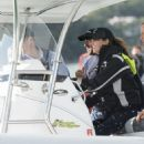 The Duke and Duchess of Cambridge go sailing in Auckland (April 11, 2014)