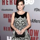 Winona Ryder Show Me A Hero Screening In Nyc
