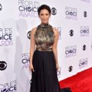 Rocsi Diaz attends the People's Choice Awards 2016 at Microsoft Theater on January 6, 2016 in Los Angeles, California - 424 x 600