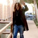 Rocker Ozzy Osbourne stops by a doctors office for a check up in Beverly Hills, California on November 4, 2016. - 440 x 600