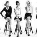 The Saturdays All fired Up