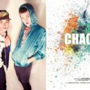 Francisco Lachowski & Sebastian Sauvé by Ivan Muselli for Chaos - 454 x 296