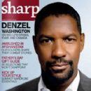 Denzel Washington - Sharp Magazine Cover [Canada] (June 2009)