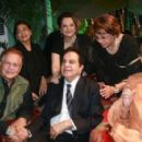 Bollywood Stars At Dilip Kumar's 89th Birthday Party - 454 x 277