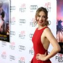 Actress Taissa Farmiga attends the world premiere of