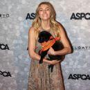 Jessica Hart – 21st annual ASPCA Bergh Ball in New York - 454 x 717
