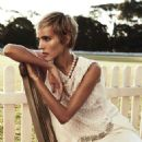Isabel Lucas - Vogue Magazine Pictorial [Australia] (December 2013) - 454 x 597