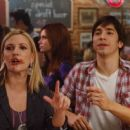 (L-r) DREW BARRYMORE as Erin and JUSTIN LONG as Garrett in New Line Cinema's romantic comedy 'GOING THE DISTANCE,' a Warner Bros. Pictures release. Photo Courtesy of New Line Cinema
