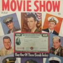Tyrone Power - Movie Show Magazine Cover [United States] (July 1944)