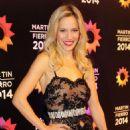 Luisana Lopilato – 2014 Martin Fierro Awards Gala in Buenos Aires - 454 x 643