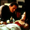Michael Douglas and Famke Janssen in 20th Century Fox's Don't Say A Word - 2001