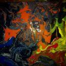 Paintings by Lorelei Linklater - 454 x 340