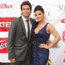 Maite Perroni and Mane de la Parra: stylish couple always