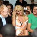 Pamela Anderson - The Richie Rich Fashion Show In Miami 2009-03-27