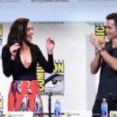 Chris Pine- July 23, 2016- Comic-Con International 2016 - Warner Bros Presentation - 454 x 279