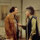 Bea Arthur and Bill Macy