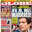 John Kennedy Jr. - Globe Magazine Cover [United States] (25 May 2015)