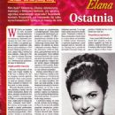 Elana Eden - Retro Magazine Pictorial [Poland] (September 2018)