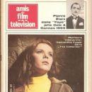 Samantha Eggar - Amis Du Film Et De La Télévision Magazine Cover [France] (July 1965)