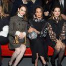 Alicia Vikander - Louis Vuitton show as part of the Paris Fashion Week Womenswear Fall/Winter 2019/2020 on March 05, 2019 in Paris, France