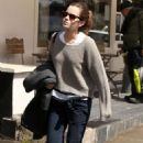 Emma Watson Out and About In London 2
