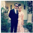 Sebastian Stan and Dianna Agron