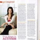 Daphne Zuniga OTHER Magazine Pictorial March 2010