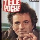 Peter Falk - Tele Poche Magazine Cover [France] (21 November 1979)
