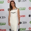 Diane Farr - CBS, CW, CBS Television Studios & Showtime TCA Party Held At The Huntington Library On August 3, 2009 In Pasadena, California