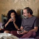 Mandy Patinkin and Sarita Choudhury