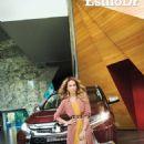 Géraldine Bazán - Estilo Df Magazine Pictorial [Mexico] (10 November 2017) - 454 x 681