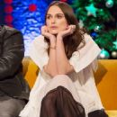Keira Knightley – 'The Jonathan Ross Show' Christmas Special in London 12/6/ 2016