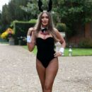 Chloe Ross – 'The Only Way is Essex' Halloween Special TV Show Filming in Essex