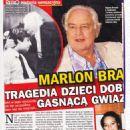 Marlon Brando - Retro Magazine Pictorial [Poland] (December 2015) - 454 x 642