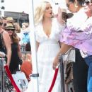 Dove Cameron – Attends Kenny Ortega's Hollywood Walk of Fame Ceremony